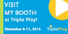 Triple Play Logo for AM Open House